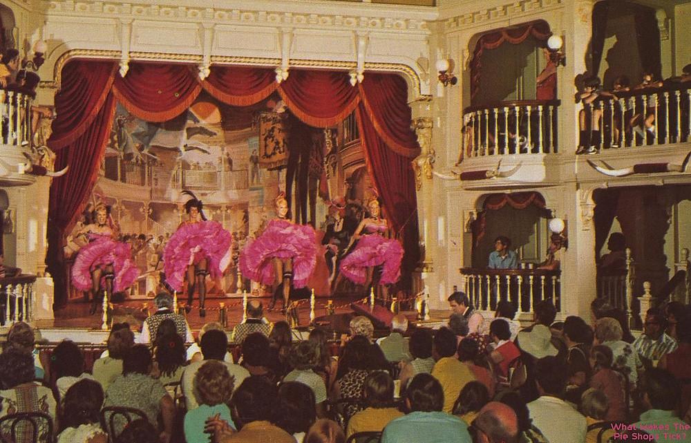 Disneyland - Golden Horseshoe Revue