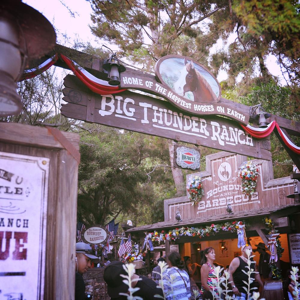 Big Thunder Ranch