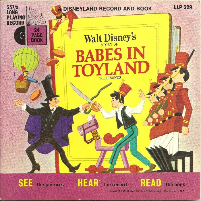See Hear Read Babes in Toyland