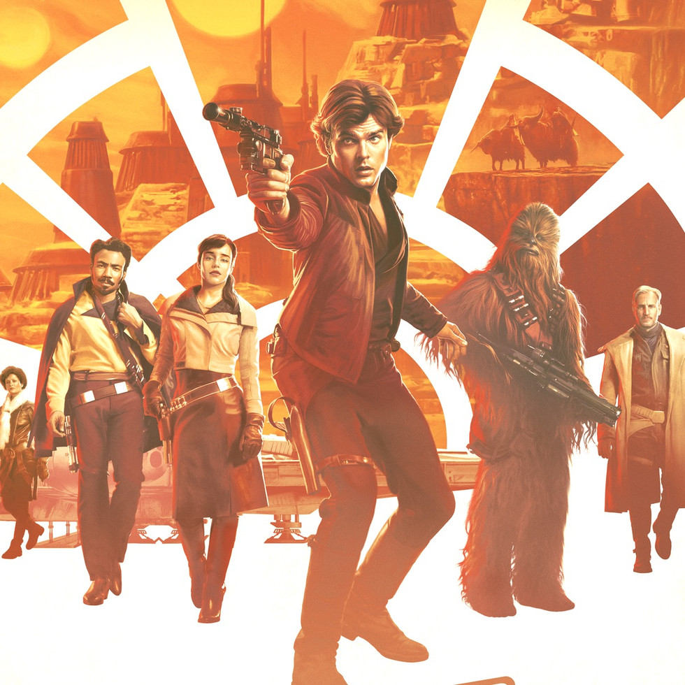 Podcast No. 0020: We finally saw Solo, have you?