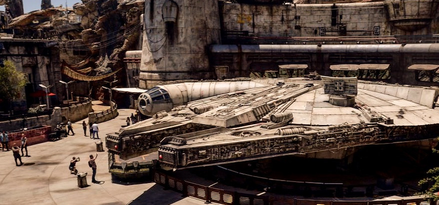 Podcast No. 0033: We finally made it to the Galaxy's Edge