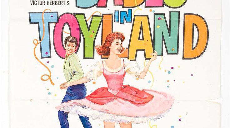 Podcast No. 0008: Thank Goodness for Babes In Toyland