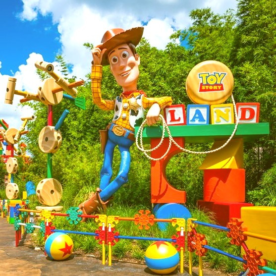 Podcast No. 0019: Time for Toy Story... Land