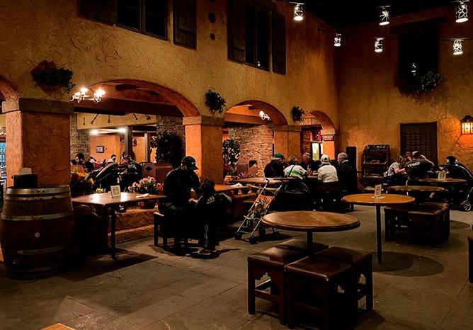 Pecos Bill's Tall Tale Cafe & Inn in Adventureland at Magic Kingdom and Walt Disney World
