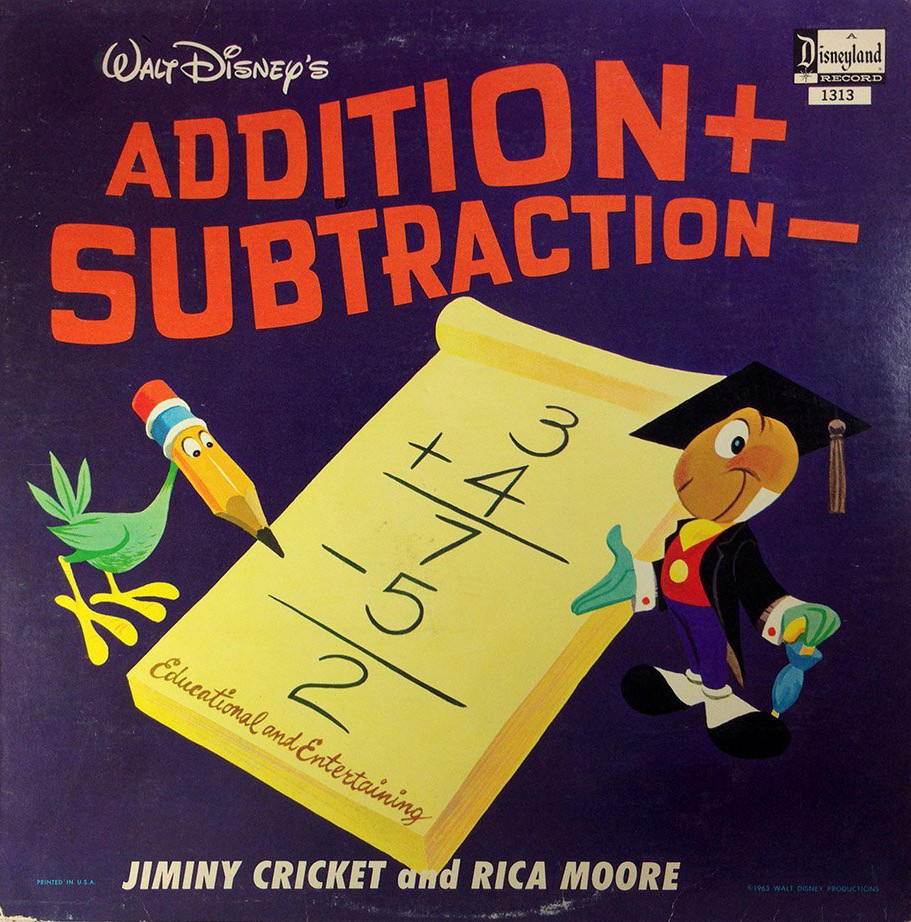 Addition and Subtraction Record