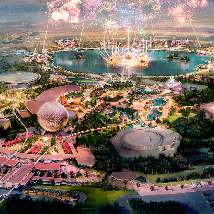 Podcast No. 0025: Exciting changes coming to Epcot!