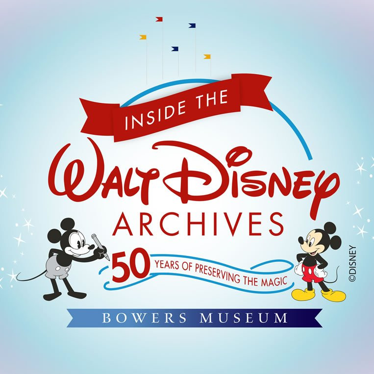 Podcast 0046: Walt Disney Archives at the Bowers Museum