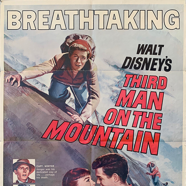 Podcast 0047: Climb the Matterhorn with the Third Man on the Mountain
