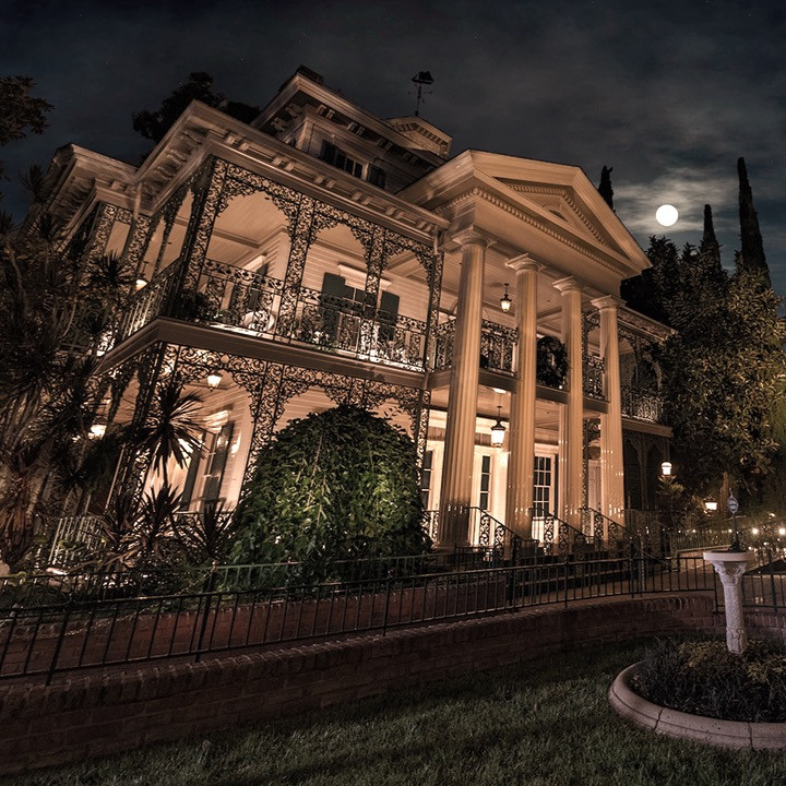 Podcast 48: There is always room for one more at the Haunted Mansion