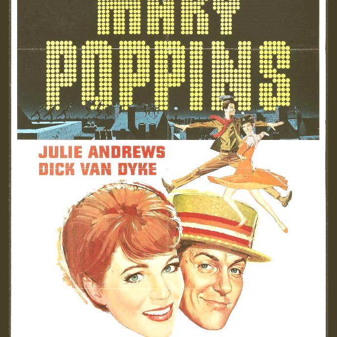 Podcast No. 0021: Mary Poppins 1964 101