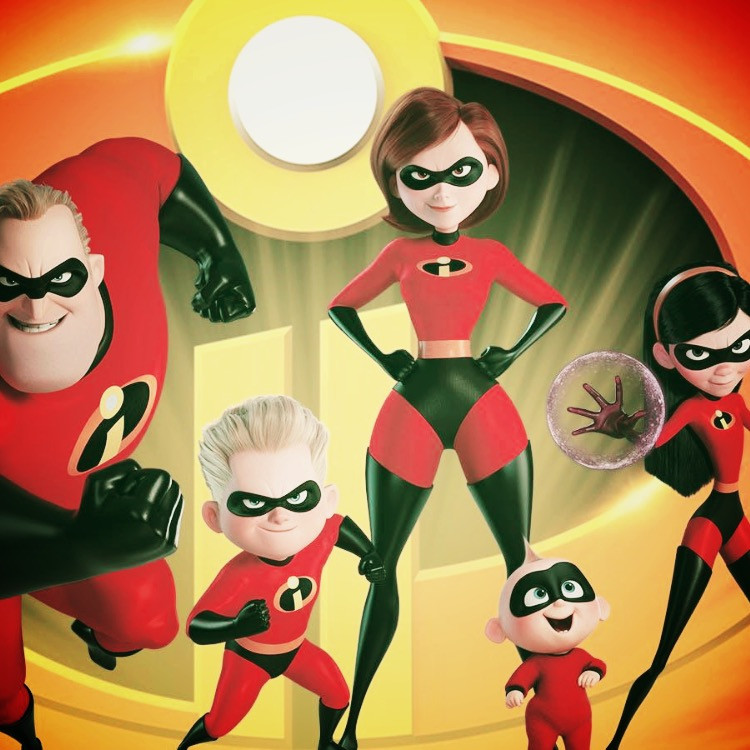 Podcast No. 0014: Time for the Incredibles