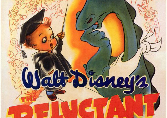Podcast No. 0002: An Introduction to the Reluctant Dragon