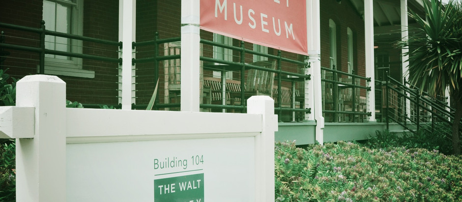 Podcast No. 0007: The Walt Disney Family Museum is ALL Good