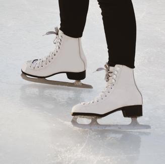 Freies Eislaufen