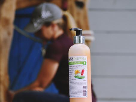 ChiliWarm gel by ESC laboratoire
