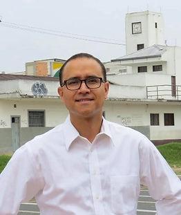 Alcalde de Fontibón Carlos Lozada-SHarle