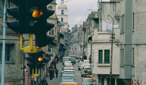 Miradas latentes de una ciudad