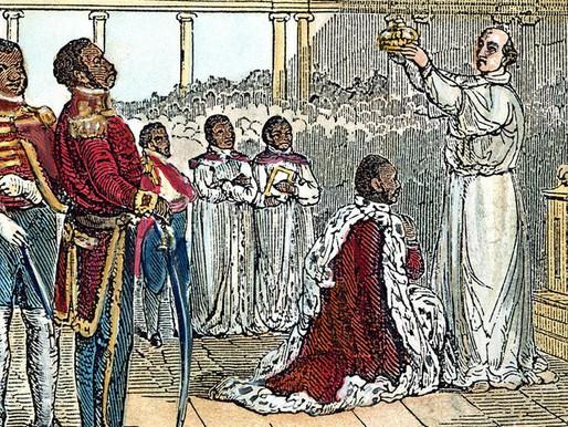 El Napoleón negro, rey de Haití.