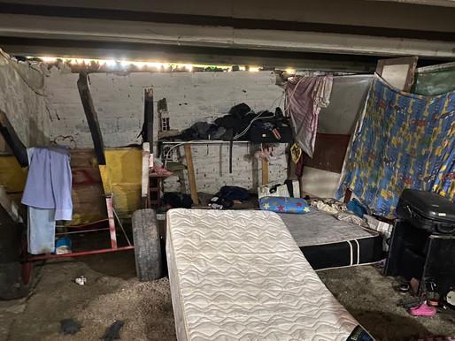 Ocupación indebida en espacio de Ciudad Salitre
