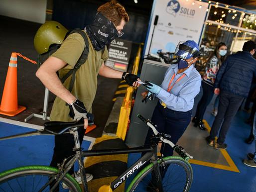 Distrito anuncia incentivos para generar cicloparqueaderos gratuitos