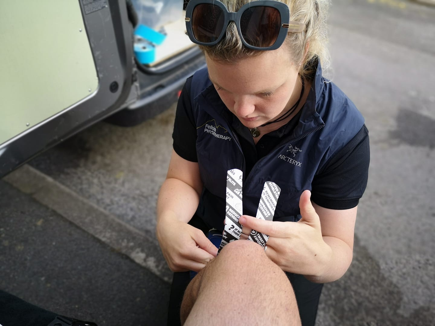 Fellside Physiotherapy Event Mobile Service; Bob Graham Round