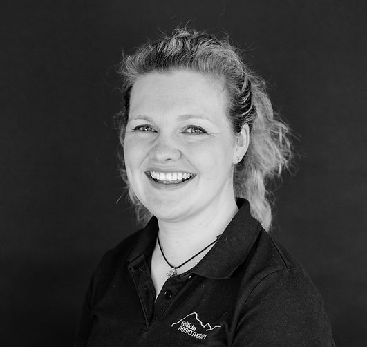 Fellside Physiotherapy's Director and Chartered Physiotherapist Emma Marsh