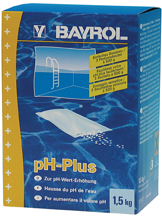 pH-Plus Karton 1,5kg
