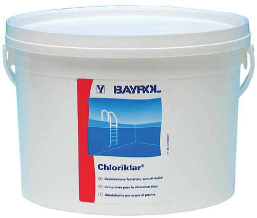 Chloriklar 3kg