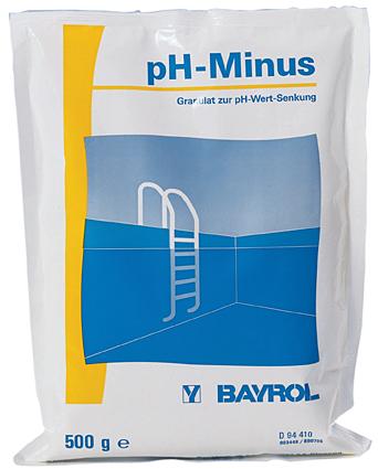 pH-Minus Beutel 500g