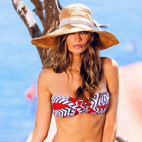 Leilani Venus Bandeau Bikini Top