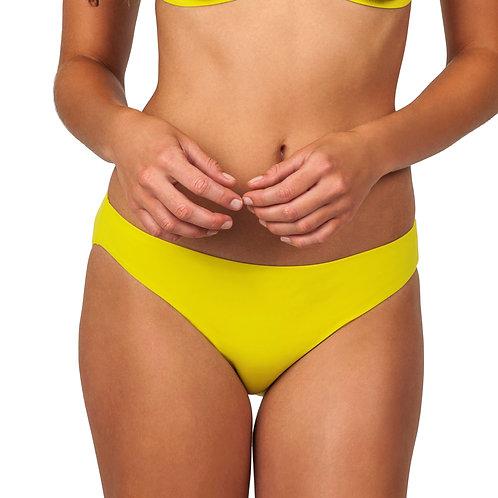 Radio Fiji Koh Solids Cala Retro Pant Bikini Bottom