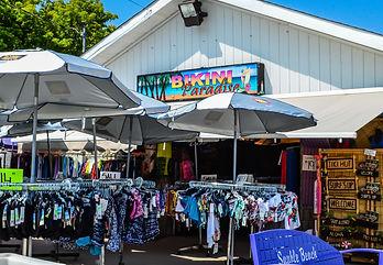 Sauble Beach shop
