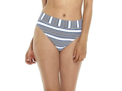 Everyday Sunday Retro High-Waist Bikini Bottom