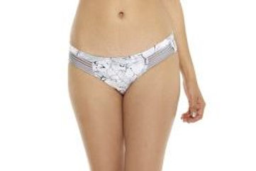 Everyday Sunday Marble Hipster Side String Bikini Bottom