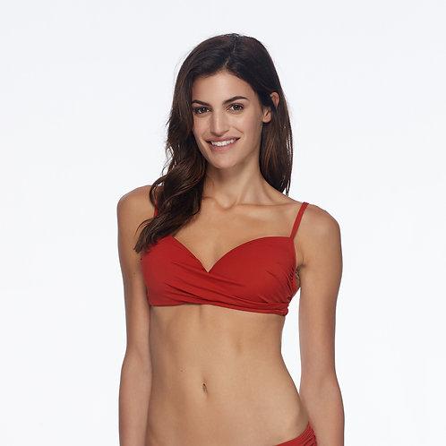 Skye So Soft Liz Underwire Molded Bikini Top