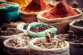Temperos - Marrocos