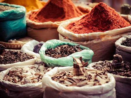 Be Hot on Spices...