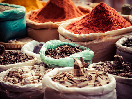 Which dried herbs and spices should be a pantry staple