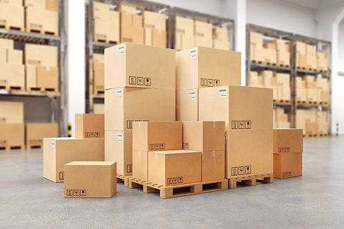 Boxes and Sizes