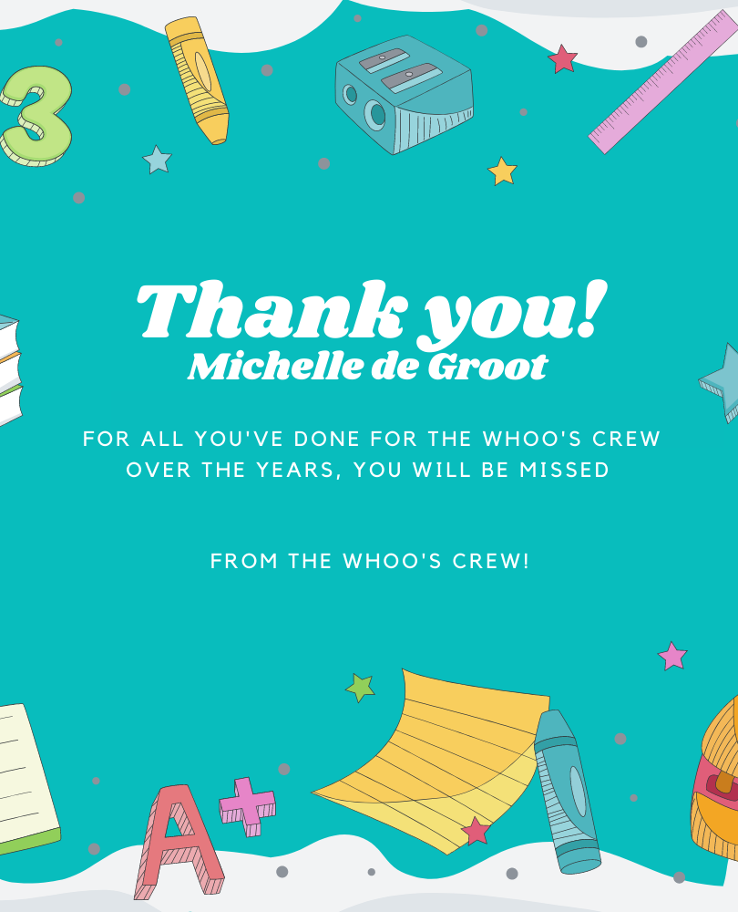 Thank you_Michelle