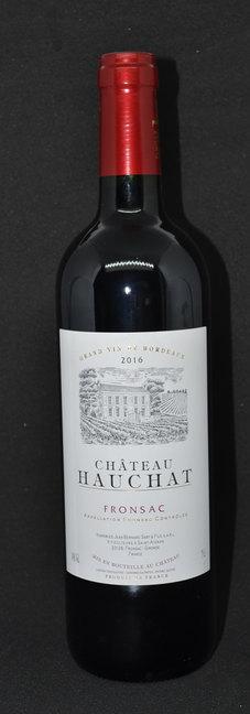 Domaine Jean Bernard Saby Château Hauchat Fronsac
