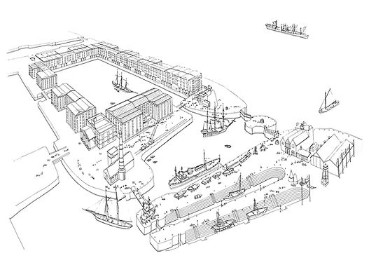 Albert Docks Sketch.jpg