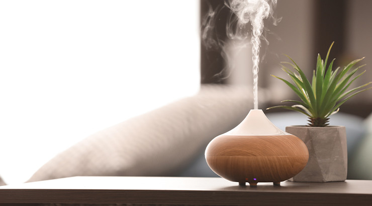 How to make your new home healthier—and smell great—using 8 essential oils