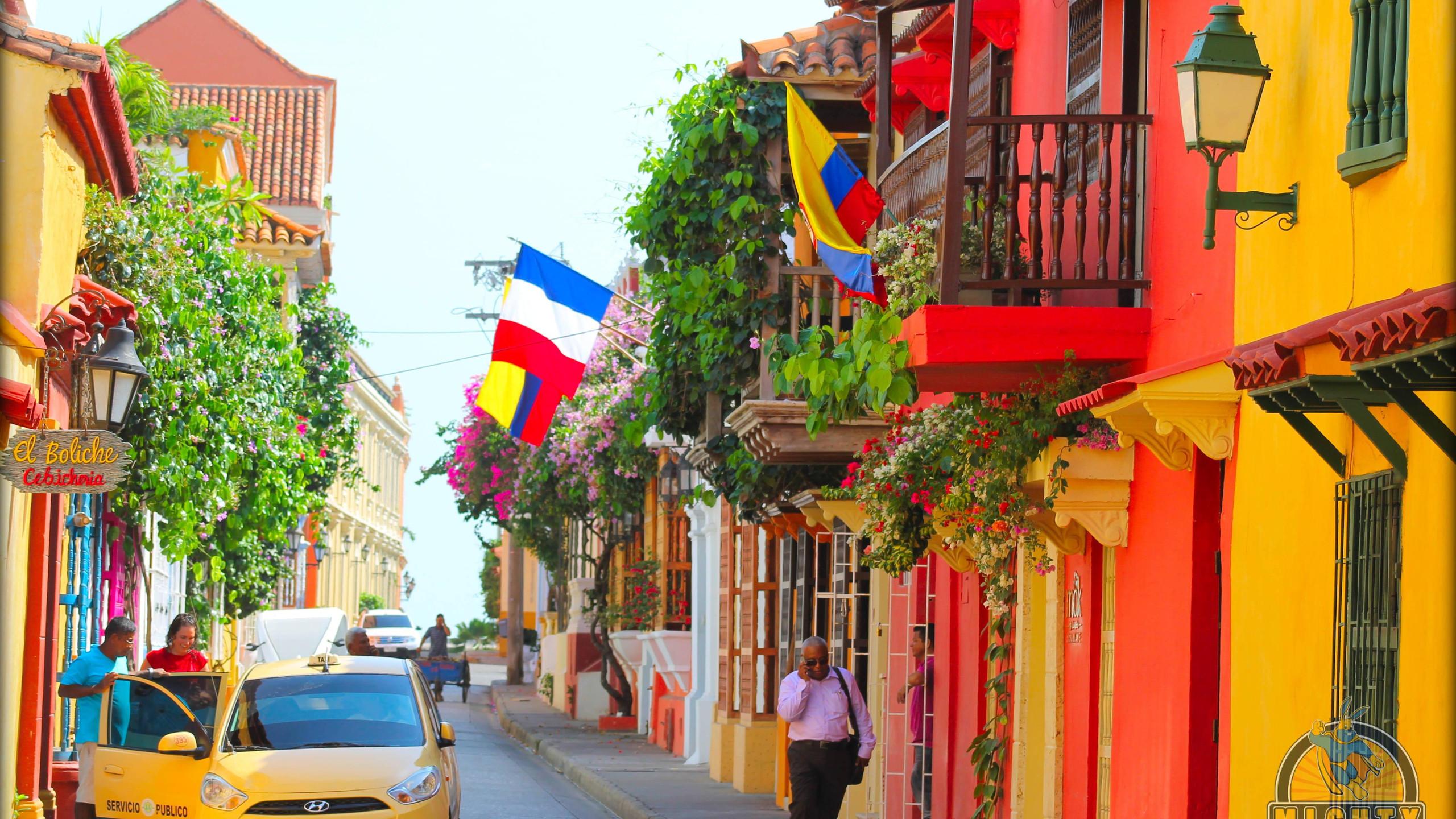 Cartagena-Colorida