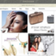SEO Consulting for Gnossem - Top 3 Online Shop for Asian Artisan Fashion