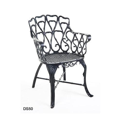 DS50 Alüminyum Döküm Sandalye
