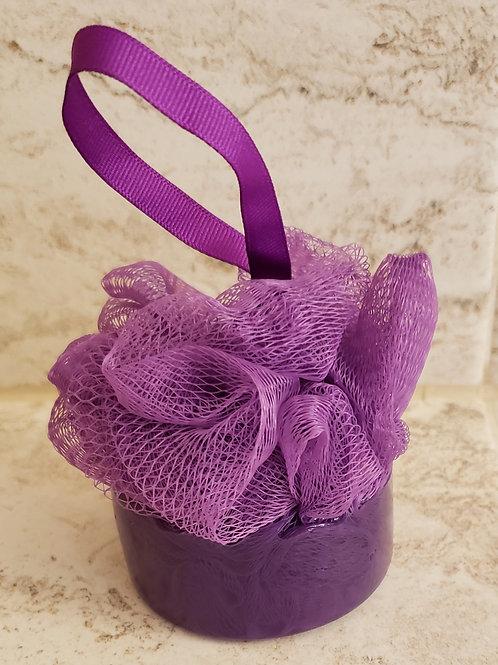 Purple Berry Puff
