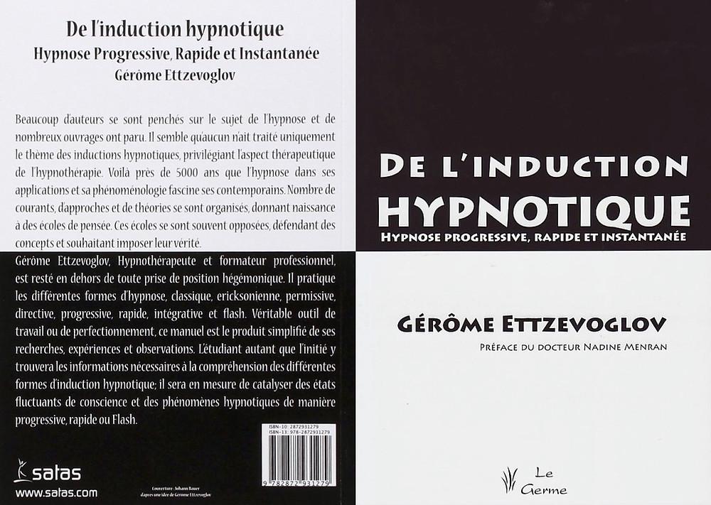 meilleur livre hypnose