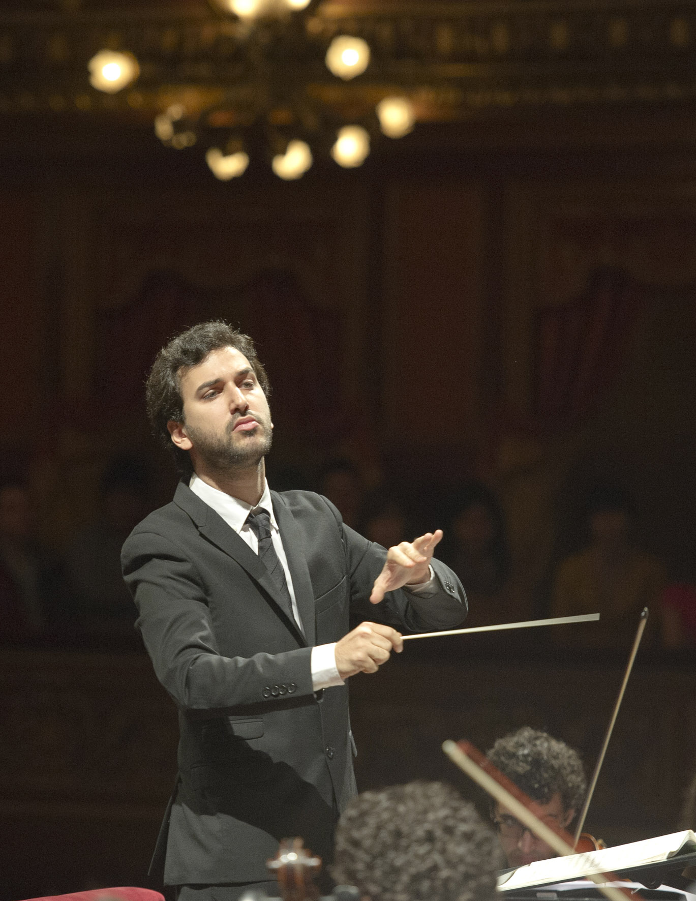 Debut Concert at Teatro Colón