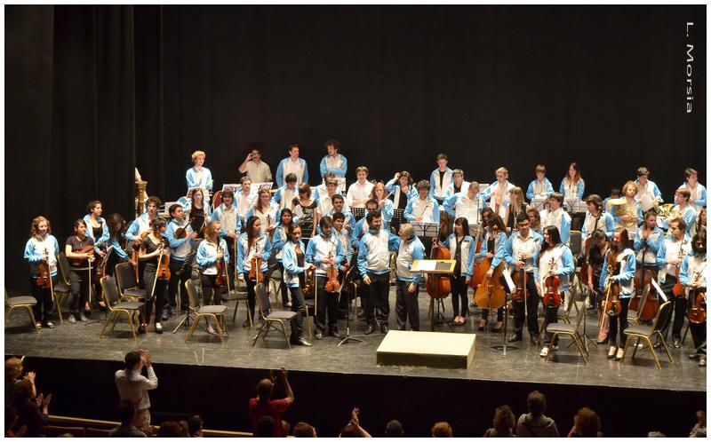 Sharing Concert w/ Maestro Benzecry